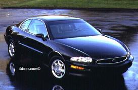 1998 Buick Riviera MVMA Specifications | Other Files | Documents and Forms