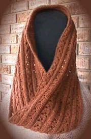 Soft Cables Moebius Scarf knitting pattern - PDF | Other Files | Arts and Crafts