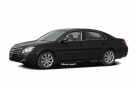 2007 Toyota Avalon MVMA Specifications | Other Files | Documents and Forms