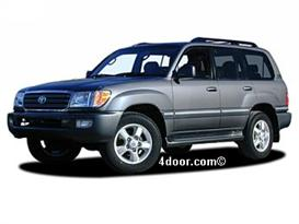 2007 Toyota Land Cruiser MVMA Specifications | Other Files | Documents and Forms