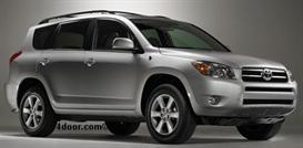 2007 Toyota RAV4 MVMA Specifications | Other Files | Documents and Forms