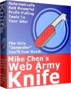 Web Army Knife Software | Audio Books | Business and Money