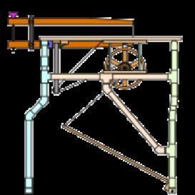 Foot Power Scroll Saw Plans