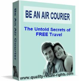 Be An Air Courier | eBooks | Travel