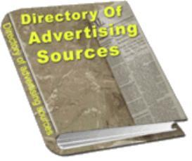 directory of advertising sources