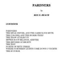 Rex Ellingwood Beach eBooks | eBooks | Fiction