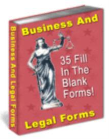 Business and Legal Forms | eBooks | Self Help