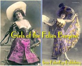 Girls of the Folies Bergère - Vintage Photo Album | eBooks | Entertainment