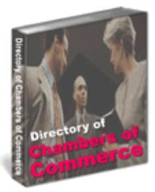Directory of Chambers of Commerce | eBooks | Business and Money