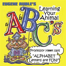 Learning Your Animal ABC's | eBooks | Children's eBooks