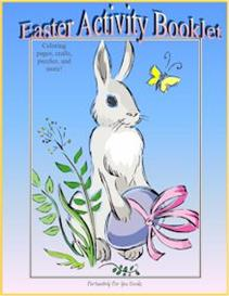 Easter Activity Book | eBooks | Education