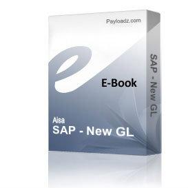 SAP - New GL | eBooks | Computers