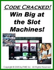 Code Cracked - Slot Machine Secrets to Beat Any Casino! | eBooks | Business and Money