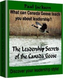The Leadership Secrets of the Canada Goose | eBooks | Education
