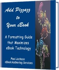 Add Pizzazz to Your eBook   eBooks   Internet