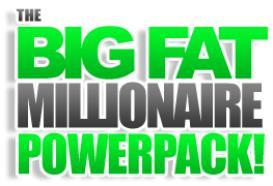 The Big Fat Millionaire PowerPack | eBooks | Business and Money
