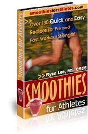 Smothies for Athletes | eBooks | Food and Cooking