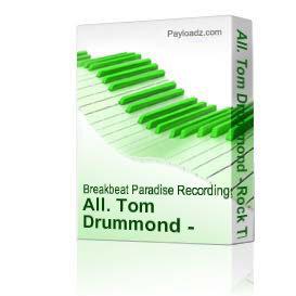 all. tom drummond - rock the rhythm ep