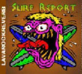 Surf Report Lavarockreverb Music CD Download | Music | Rock