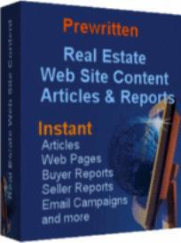 Real Estate Web Site Content | Documents and Forms | Other Forms