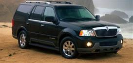2003 lincoln navigator owners manual
