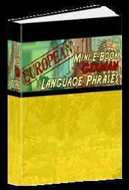 German Phrase Book | eBooks | Language