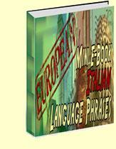 Italian Phrase Book | eBooks | Language