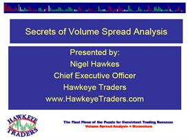 Volume Spread Analysis the Final Puzzle for Consistent Trading Success