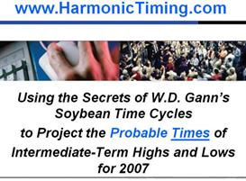 Gann's Cycles in Soybeans by Ernie Quigley | Audio Books | Business and Money