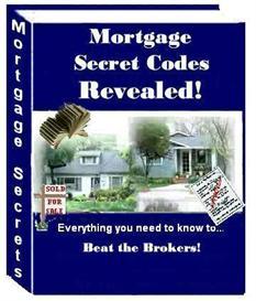 Mortgage Secret Codes Revealed | eBooks | Education