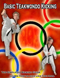 TKD kicking Simplified. | eBooks | Sports