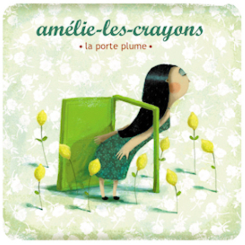 First Additional product image for - Amelie-les-Crayons : La Porte Plume