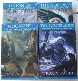 The Rys Chronicles the complete series ebooks | eBooks | Fiction