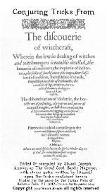 Conjuring Tricks From 'The Discoverie Of Witchcraft'  E-Book | eBooks | Entertainment