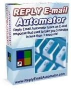 Reply E-mail Automator | Software | Internet