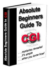 Absolute Beginners Guide To CGI | eBooks | Computers
