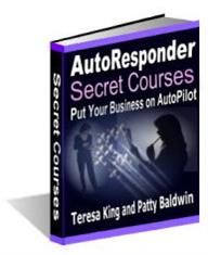 Auto Responder  Secret Courses | eBooks | Business and Money