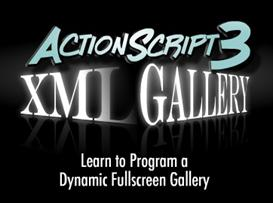 Actionscript 3 XML Gallery | Movies and Videos | Educational