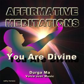 You Are Divine - Guided Affirmative Meditation | Music | New Age