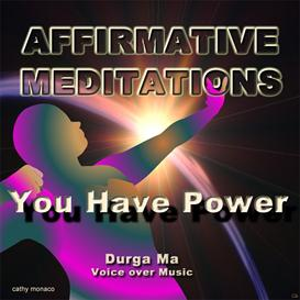 You Have Power - Guided Affirmative Meditation | Music | New Age