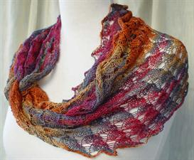 Ring of Lace Wrap knitting pattern - PDF | Other Files | Arts and Crafts