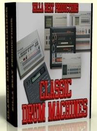 108 Classic Drum Machines | Music | Soundbanks