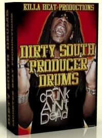 Dirty South Producer Drums | Music | Soundbanks