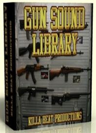 gun sample library  -