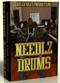 Needlz Drum Kits & Samples | Music | Soundbanks