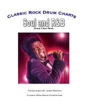 drum chart book - soul and r&b 10