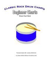 drum chart book - beginner 30