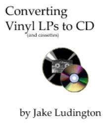 converting vinyl lps to cd
