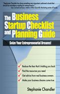 trade paperback: business startup checklist & planning guide