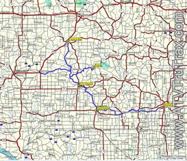cheese country trail atv gps map